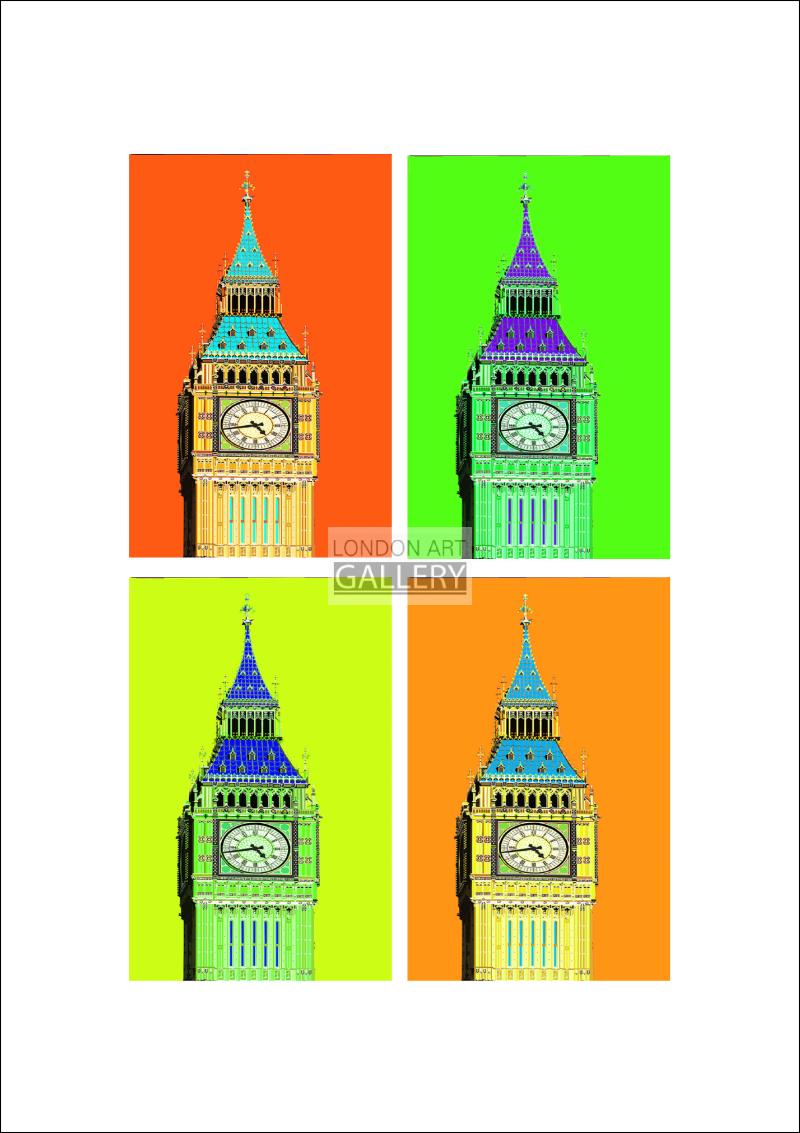 Big Ben x 4