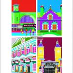 Kings Cross - Marylebone - Fenchurch St - Liverpool St